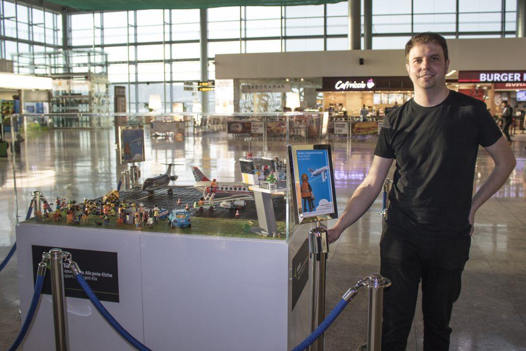 diorama-alicante-aeropuerto-playmobil